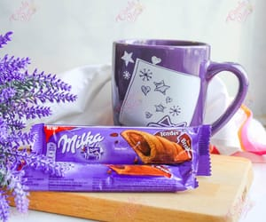 fresh and milka image