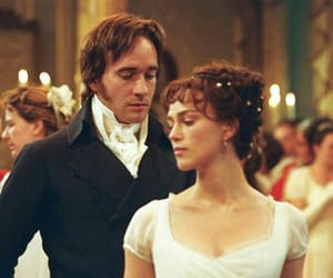 pride and prejudice, keira knightley, and mr darcy image