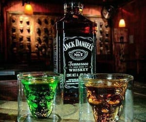 alcohol and jack daniels image