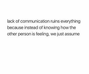 apart, communication, and fuck image