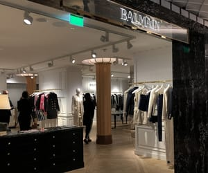 Balmain, harrods, and love image