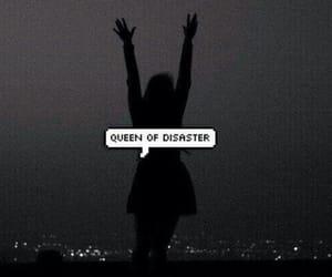 disaster, girl, and life image