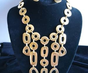 etsy, hollywood regency, and statement jewelry image