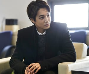 exo, jongin, and korean image