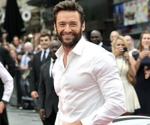 handsome, suit, and hugh jackman image