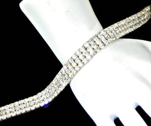 bridal jewelry, expansion, and silver tone image