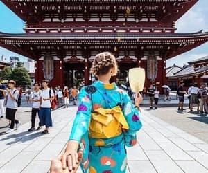 tokyo, travel, and murad osmann image
