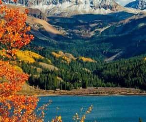 autumn, exteriores, and paisajes image