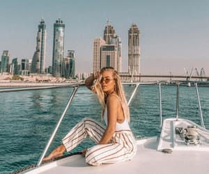 Dubai, fashion, and angelica blick image