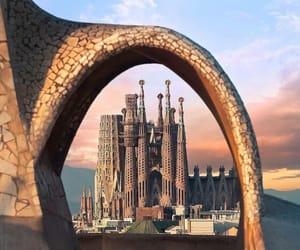 Barcelona, Europa, and Sagrada Familia image