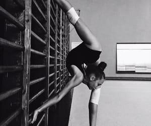 flexibility, gymnast, and training image