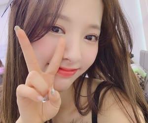 kpop, kim jiyeon, and wjsn image