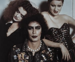 magenta, columbia, and rocky horror picture show image