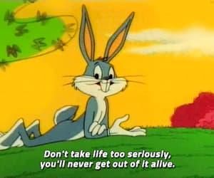 alive, bunny, and cartoon image