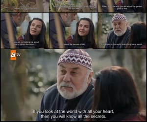 Turkish, turkish drama, and dizi image