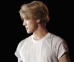 blonde, exo, and boy image