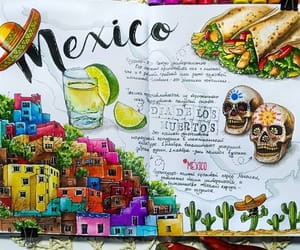 journal, mexico, and travel image