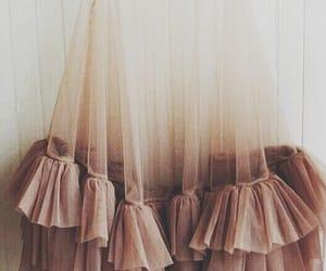 dress, fashion, and pale image