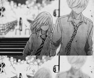 manga, manga girl, and ao haru ride image