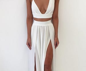 fashion, white, and goals image
