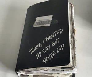 book, quotes, and black image