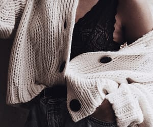 bralette, style, and casual image
