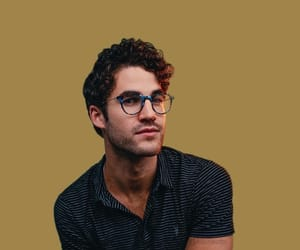 glee, Hot, and darren image