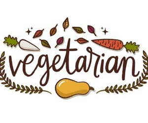vegetarian, article, and lifestyle image