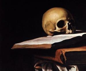 book and caravaggio image