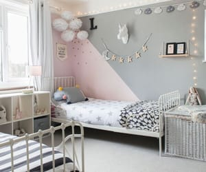 decorations, girls, and room image