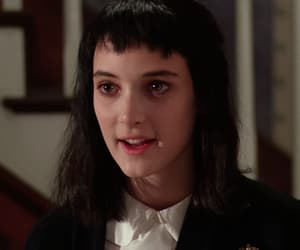 80s, beetlejuice, and winona ryder image