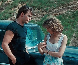 gif and dirty dancing image