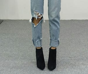 choose, jeans, and style image