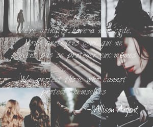 aesthetic, teen wolf, and tw image