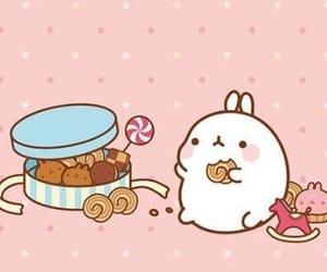 adorable and molang image