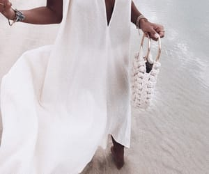 fashion, jewelry, and ocean image