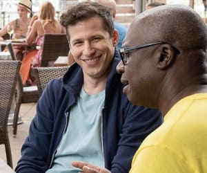 andy samberg, the lonely island, and jake peralta image