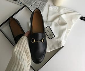 aesthetic, gucci, and shoes image