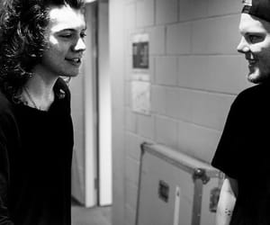 Harry Styles, avicii, and one direction image