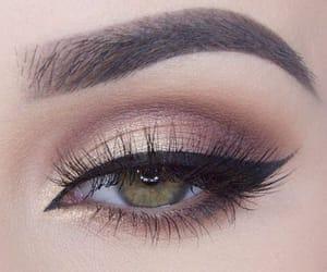 beautiful, beauty, and make-up image