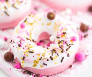 diy, diy bath bombs, and donuts image