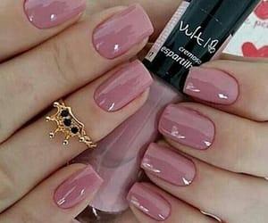 fashion, nail polish, and lux image