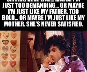 great hair, prince, and songwriter image
