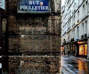 art, travel, and parisfrance image