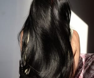 hair, style, and black image