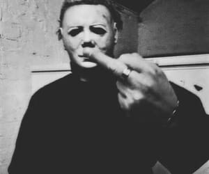 Halloween, mood, and myers image
