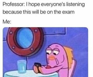 exams, fun, and funny image