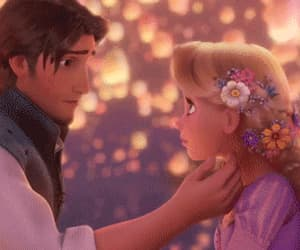 disney, magic, and tangled image