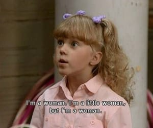full house and woman image