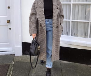 denim, fashion, and outfit image